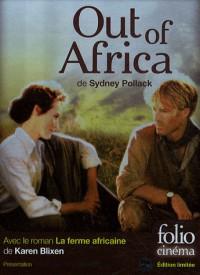 Out of Africa : La ferme africaine -  Édition limitée (poche + DVD du film)