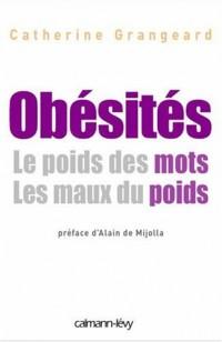 Obésités : Les Maux du poids, le poids des mots