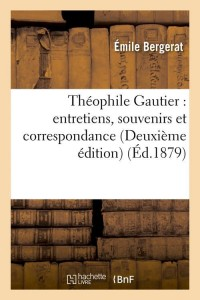 Theophile Gautier  2 ed  ed 1879