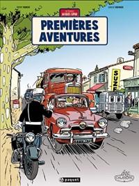 Une Aventure de Jacques Gipar - Premieres Aventures