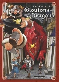 Gloutons et dragons, Tome 4 :