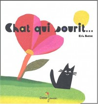 Chat qui sourit...