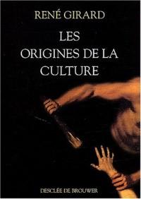 Les origines de la culture : Entretiens avec Pierpaolo Antonello et Joao Cezar de Castro Rocha