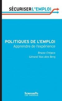 Politiques de l'emploi : Apprendre de l'expérience