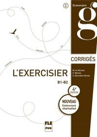 L'exercisier : Corrigés des exercices