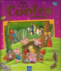 Mon livre de contes inoubliables