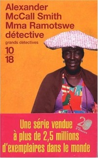 Mme Ramotswe détective