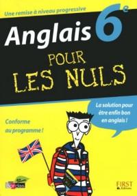 ANGLAIS 6E POUR LES NULS