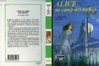Alice au camp des Biches (Bibliothèque verte)