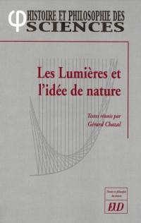 Lumieres et l Idée de Nature