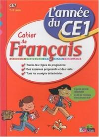 Cahier de Français : 7-8 ans