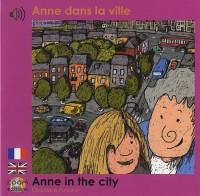 Anne dans la ville fr/ang
