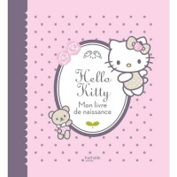 Album de naissance Hello Kitty