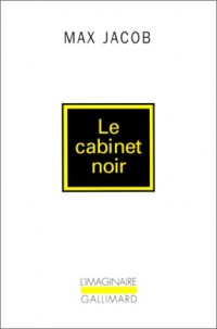Le cabinet noir