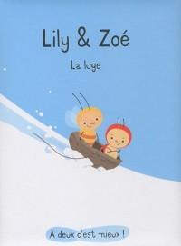 Lily & Zoé : La luge