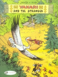Yakari and the Stranger
