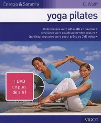 Yoga pilates (1CD audio)