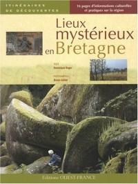 Lieux mystérieux en Bretagne