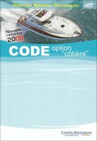 Code option : Permis bateau Rousseau