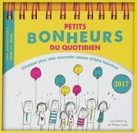 Almaniak Petits bonheurs du quotidien 2017