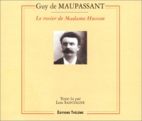 Le rosier de madame husson  CD audio ref.the664