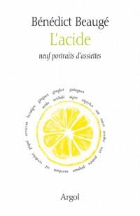 Acide (l')