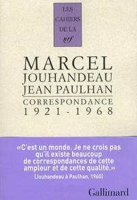 Correspondance: (1921-1968)