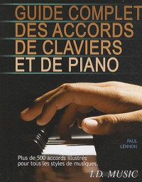 Guide Complet des Accords de Piano / Claviers