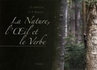 La Nature, l'Oeil et le Verbe