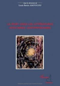 La mort dans les littératures africaines contemporaines
