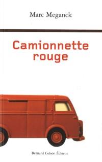 La camionnette rouge