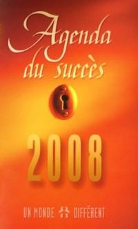 Agenda du Succes 2008