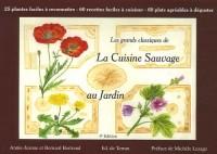 Les grands classiques de la cuisine sauvage : Tome 1, Au jardin