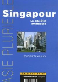 Singapour : La cité-Etat ambitieuse