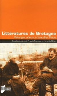 Littératures de Bretagne