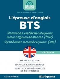 L'épreuve d'anglais aux BTS Services informatiques aux organisations (SIO) et Systèmes numériques (SN)