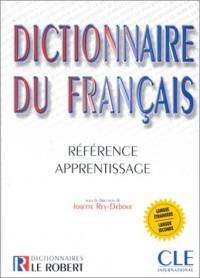 Dictionnaire du français. Référence apprentissage