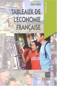 Tableaux de l'économie française 2003-2004