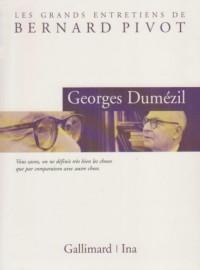 Les Grands Entretiens de Bernard Pivot avec Georges Dumezil (DVD)