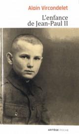 L'enfance de Jean-Paul II [Poche]