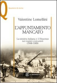 L'appuntamento mancato. La sinistra italiana e il dissenso nei regimi comunisti (1968-1989)