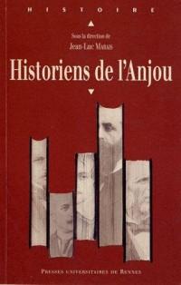 Historiens de l Anjou