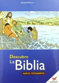 DESCUBRE LA BIBLIA NUEVO TESTAMENTO 2 VOL