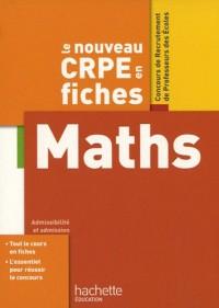 CRPE en Fiches Mathématiques