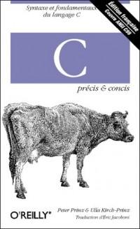 Syntaxe et fondamentaux du langage C