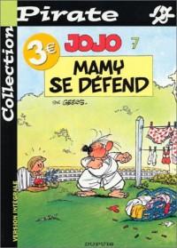BD Pirate : Jojo, tome 7 : Mamy se défend