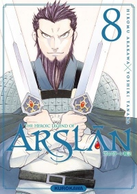 The Heroic Legend of Arslân - tome 08 (8)