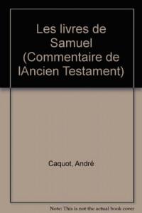 Les livres de Samuel