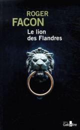 Le lion des Flandres [Gros caractères]