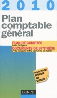 Plan comptable général 2010